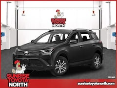 New 2018 Toyota RAV4 LE SUV Middle Island New York