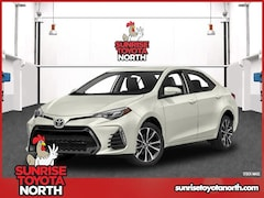 New 2018 Toyota Corolla SE Sedan Middle Island New York