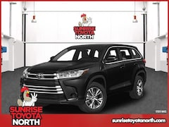 New 2018 Toyota Highlander LE Plus V6 SUV Middle Island New York