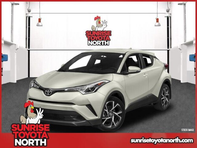New 2018 Toyota C-HR XLE SUV for Sale Middle Island New York