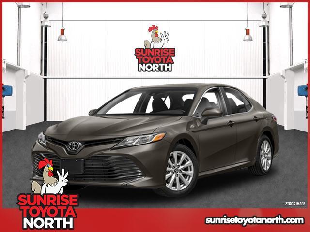 2018 Toyota Camry LE Automatic (Natl) Sedan