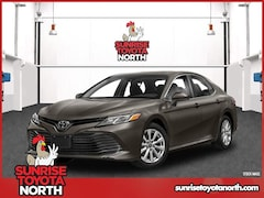 New 2018 Toyota Camry LE Automatic (Natl) Sedan Middle Island New York