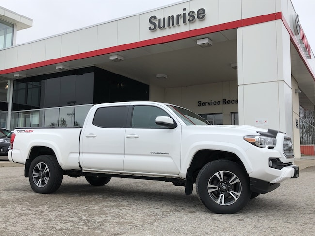 2017 Toyota Tacoma TRD Sport Truck