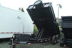 2018 Titan 14' Dump Trailer 14000 GVW