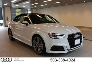 New 2019 Audi A3 Premium Plus Cabriolet for sale in Beaverton, OR