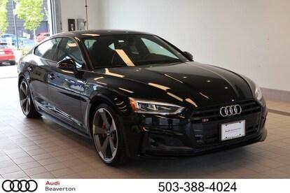 New 2019 Audi S5 Sportback For Sale in Beaverton, OR | Near Portland