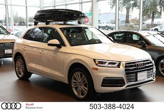 New 2019 Audi Q5 Premium Plus SUV for sale in Beaverton, OR