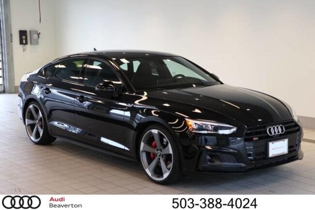 New 2019 Audi S5 Prestige Sportback for sale in Beaverton, OR