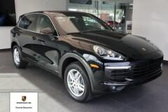 2016 Porsche Cayenne SUV