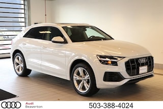 New 2019 Audi Q8 Premium SUV for sale in Beaverton, OR