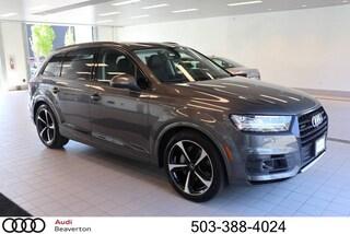 New 2019 Audi Q7 Prestige SUV for sale in Beaverton, OR