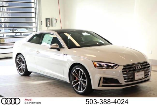 New 2019 Audi S5 Prestige Coupe for sale in Beaverton, OR