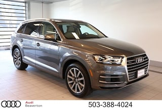 New 2019 Audi Q7 Premium SUV for sale in Beaverton, OR