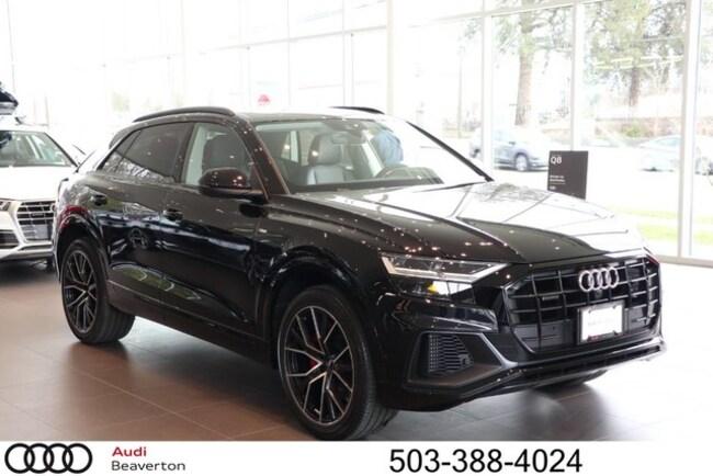 New 2019 Audi Q8 Premium Plus SUV for sale in Beaverton, OR