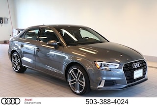 New 2018 Audi A3 Premium Sedan for sale in Beaverton, OR
