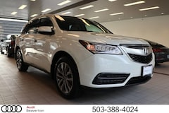 Pre-Owned 2015 Acura MDX MDX SH-AWD with Technology Package SUV for sale in Beaverton, OR