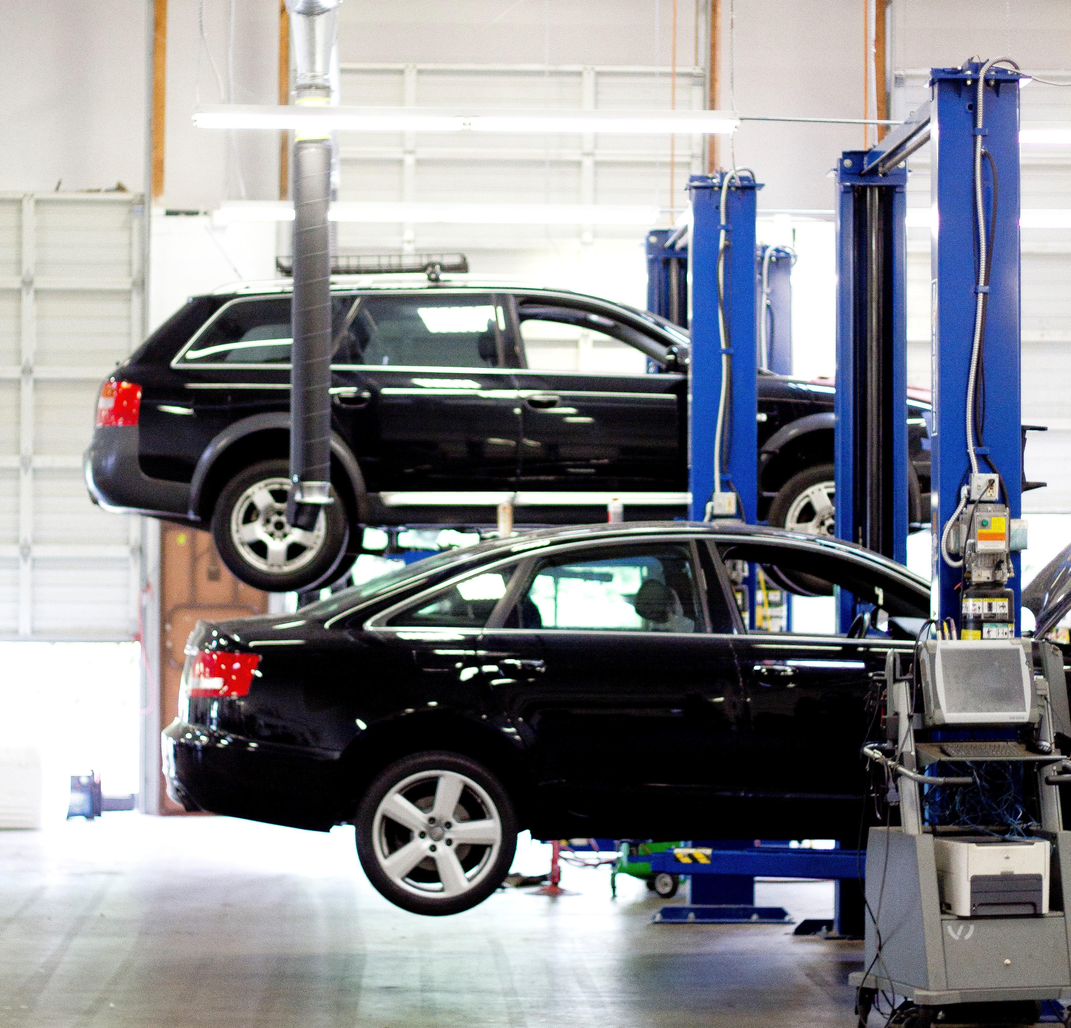 Audi & VW Repair Shop