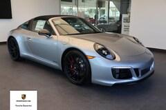 2019 Porsche 911 4 GTS Coupe