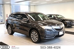 Pre-Owned 2014 Acura MDX MDX SH-AWD with Technology Package SUV for sale in Beaverton, OR