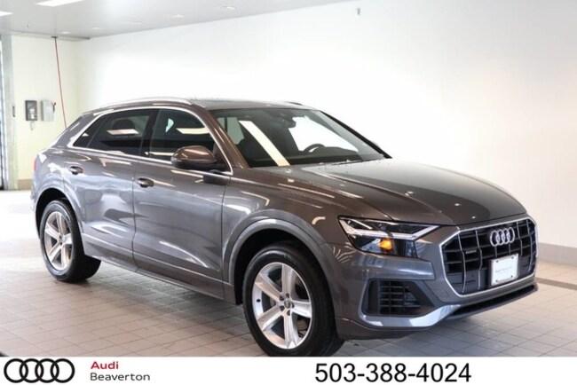 New 2019 Audi Q8 Premium SUV for sale in Beaverton, OR