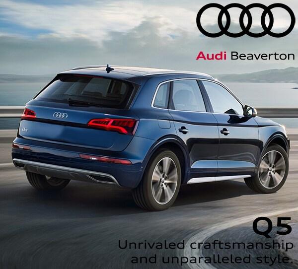 Audi Lease Offer: Portland's Audi Dealer
