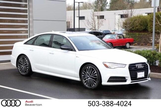 New 2018 Audi A6 Premium Sedan for sale in Beaverton, OR