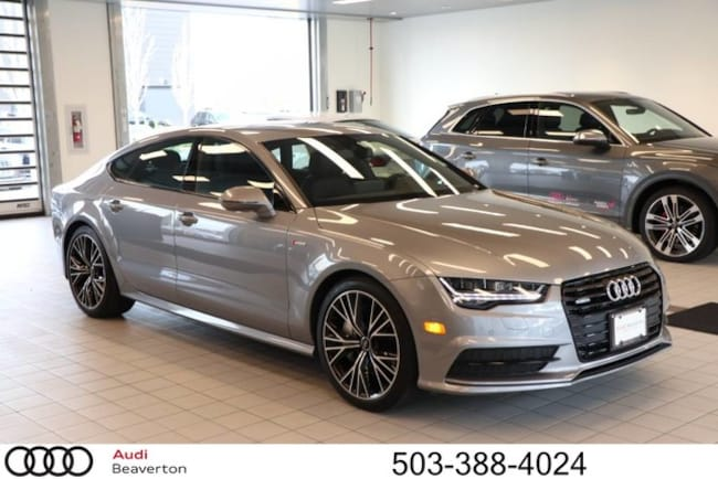 New 2018 Audi A7 Premium Plus Hatchback for sale in Beaverton, OR