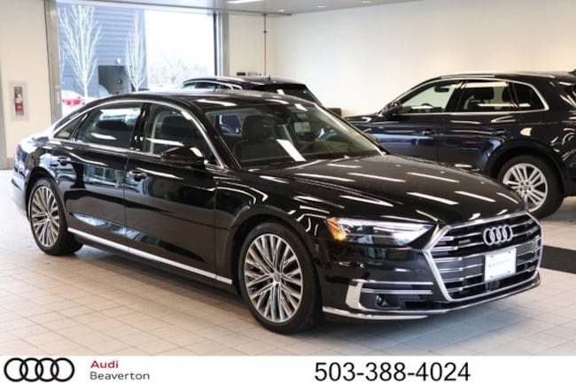 New 2019 Audi A8 Sedan for sale in Beaverton, OR