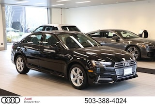 New 2018 Audi A4 Premium Sedan for sale in Beaverton, OR