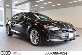 New 2018 Audi A5 Premium Plus Coupe for sale in Beaverton, OR