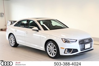 New 2019 Audi A4 Premium Sedan for sale in Beaverton, OR