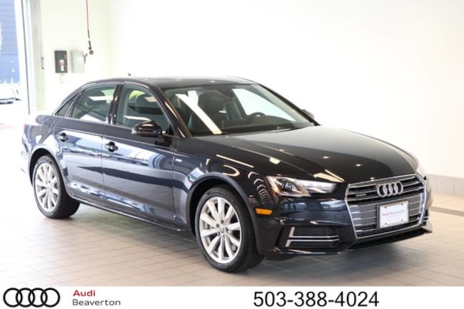 New 2018 Audi A4 Sedan for sale in Beaverton, OR