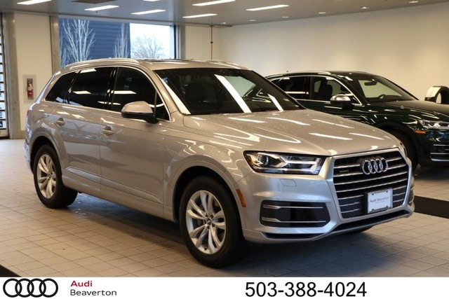 Pre-Owned 2019 Audi Q7 3.0T Premium SUV for sale in Beaverton, OR