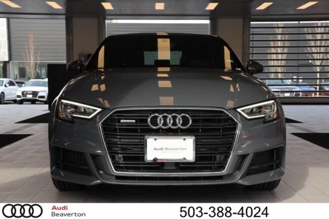 New 2019 Audi A3 Premium Plus Sedan for sale in Beaverton, OR