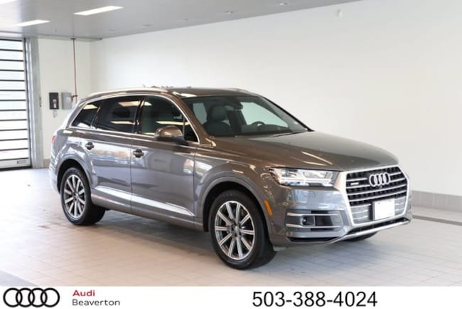 New 2019 Audi Q7 Premium Plus SUV for sale in Beaverton, OR
