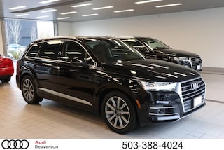 New 2019 Audi Q7 Prestige SUV for sale in Beaverton, OR