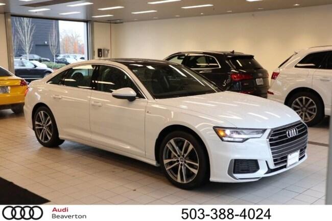 New 2019 Audi A6 Premium Sedan for sale in Beaverton, OR