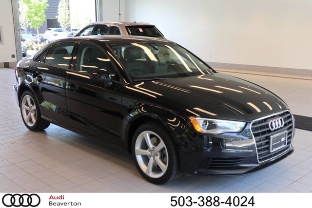 Pre-Owned 2015 Audi A3 2.0T Premium Plus (S tronic) Sedan for sale in Beaverton, OR