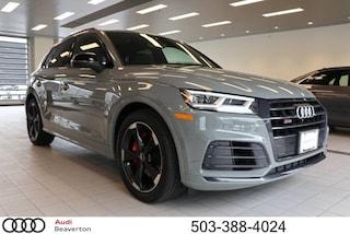 New 2019 Audi SQ5 Premium Plus SUV for sale in Beaverton, OR