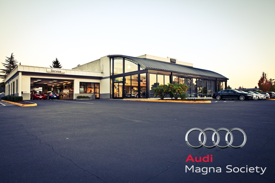 Audi Beaverton Portland Oregons New And Used Audi Dealership - Sunset audi