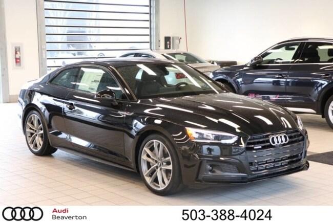 New 2019 Audi A5 Prestige Coupe for sale in Beaverton, OR