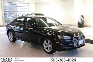 New 2018 Audi A4 Premium Sedan for sale in Beaverton, OR