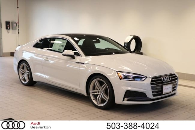 New 2018 Audi A5 Prestige Coupe for sale in Beaverton, OR