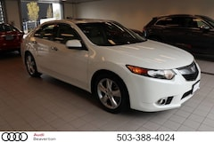 Pre-Owned 2012 Acura TSX TSX 5-Speed Automatic Sedan for sale in Beaverton, OR