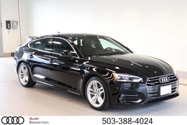New 2019 Audi A5 Premium Sportback for sale in Beaverton, OR