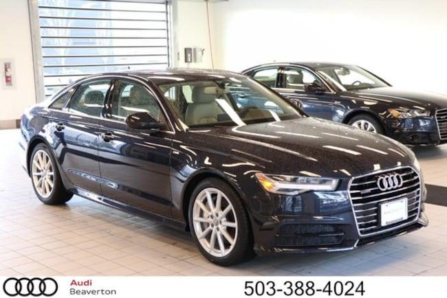 New 2018 Audi A6 Premium Plus Sedan for sale in Beaverton, OR