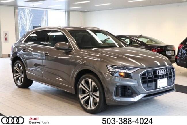 New 2019 Audi Q8 Prestige SUV for sale in Beaverton, OR