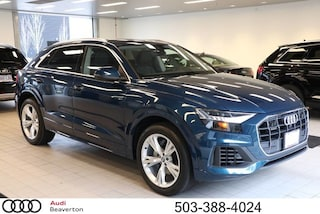 New 2019 Audi Q8 Premium Plus SUV for sale in Beaverton, OR