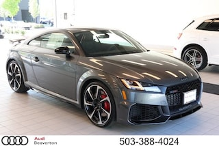 New 2019 Audi TT RS Coupe for sale in Beaverton, OR