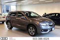 Pre-Owned 2018 Acura RDX V6 AWD with Advance Package SUV for sale in Beaverton, OR